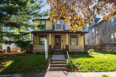 Minneapolis Single Family Home For Sale: 2725 Colfax Avenue S