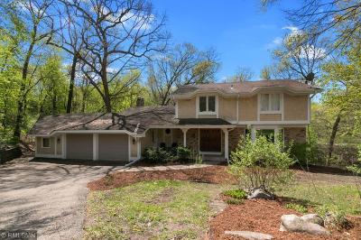 Minnetonka Single Family Home For Sale: 15301 Crown Drive