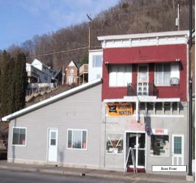 Alma Commercial For Sale: 103 S Main Street