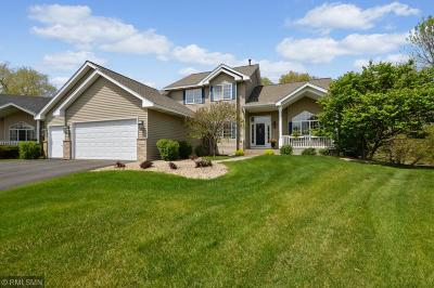 Coon Rapids Single Family Home For Sale: 2417 123rd Circle NW