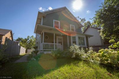 Minneapolis Single Family Home For Sale: 2605 13th Avenue S