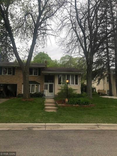 Saint Paul MN Single Family Home For Sale: $250,000