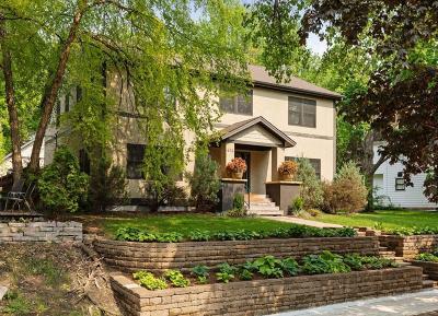 Saint Paul Single Family Home For Sale: 414 Woodlawn Avenue