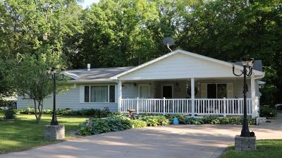 Pine City Single Family Home For Sale: 2008 Oak Drive SW