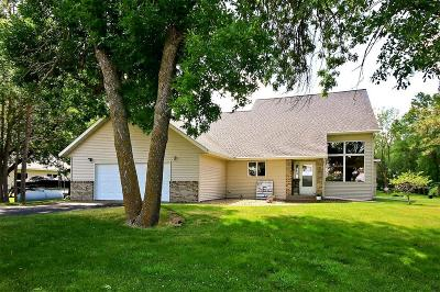 Stearns County Single Family Home For Sale: 18425 Browns Lake Road