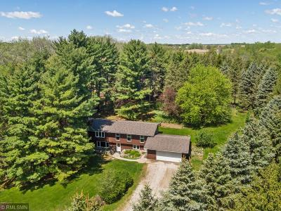Meeker County Single Family Home For Sale: 74796 240th Street
