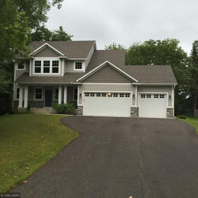 Eden Prairie Single Family Home For Sale: 12151 Sunnybrook Road
