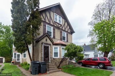 Minneapolis Multi Family Home For Sale: 1702 Fillmore Street NE