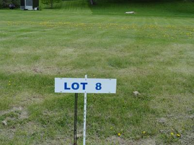 Elmwood Residential Lots & Land For Sale: Lot 8 Nelson Drive