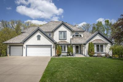 Shoreview Single Family Home For Sale: 5990 Ridge Creek Road