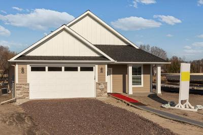 Blaine Single Family Home For Sale: 1073 109 Court NE