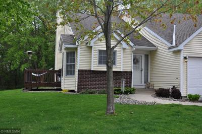 Apple Valley Condo/Townhouse Contingent: 12817 Eastview Curve