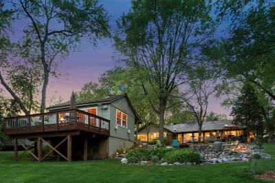 Minnetonka Single Family Home For Sale: 13107 Inverness Road