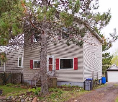 Duluth Single Family Home For Sale: 1335 Minnesota Avenue