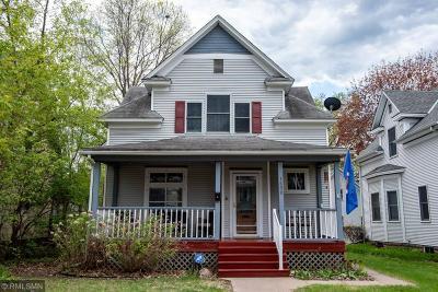 Saint Paul Single Family Home For Sale: 1600 Laurel Avenue
