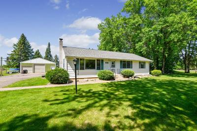 Rush City Single Family Home For Sale: 515 E 4th Street