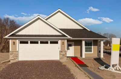 Lindstrom Single Family Home For Sale: 12781 Mentzer Trail