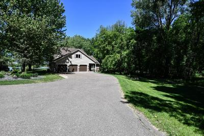 Forest Lake Single Family Home For Sale: 21790 Forest Road N