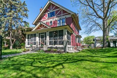Saint Paul Single Family Home For Sale: 1535 Lincoln Avenue