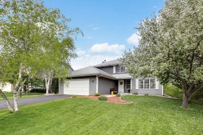 Eden Prairie Single Family Home For Sale: 6512 Mistral Lane