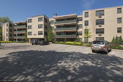 Minneapolis Condo/Townhouse For Sale: 3150 Excelsior Boulevard #106