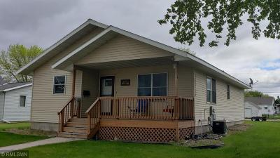 Benson Single Family Home For Sale: 410 13th Street N