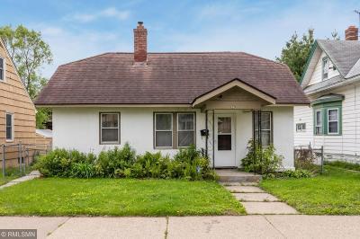 Saint Paul Single Family Home For Sale: 960 Thomas Avenue