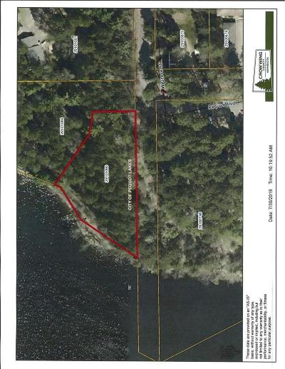 Pequot Lakes Residential Lots & Land For Sale: Tbd West Grove Street