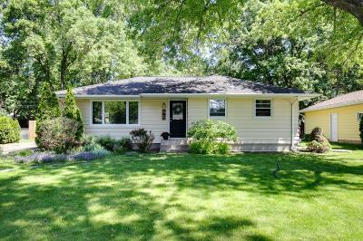 New Hope Single Family Home Contingent: 8920 60 1/2 Avenue N