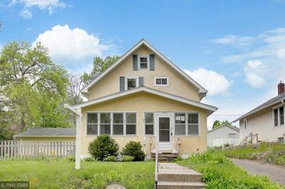 Saint Paul Single Family Home For Sale: 1357 Searle Street