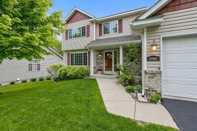 Waconia Single Family Home For Sale: 1101 Pond Curve