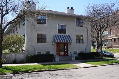 Saint Paul Condo/Townhouse For Sale: 676 Ashland Avenue #6