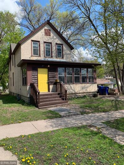 Saint Paul Single Family Home For Sale: 1103 4th Street E