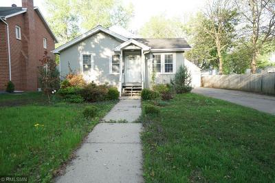 Saint Paul Single Family Home For Sale: 536 Lexington Parkway S
