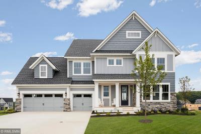 Lakeville Single Family Home For Sale: 16321 Dryden Road