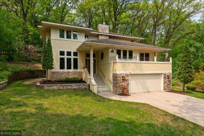 Mahtomedi Single Family Home For Sale: 821 Lincolntown Avenue