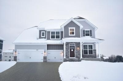 Eagan Single Family Home For Sale: 4753 Winged Foot Trail