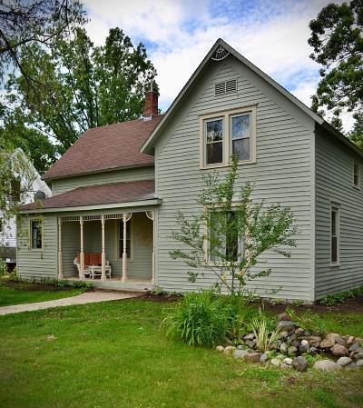 Pequot Lakes Single Family Home Contingent: 31203 Spruce Street