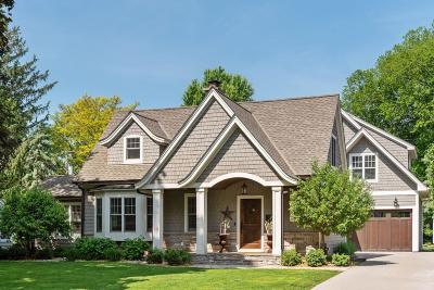 Hopkins Single Family Home For Sale: 112 Oakwood Road