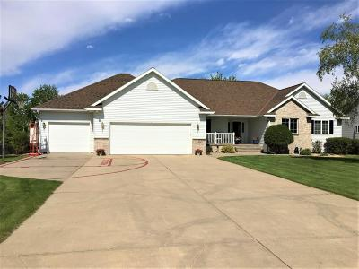 Sauk Centre Single Family Home For Sale: 209 Morning View Lane