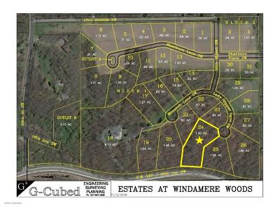 Rochester Residential Lots & Land For Sale: 3077 Lady Slipper Lane SW