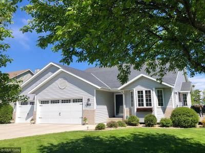 Willmar Single Family Home For Sale: 3601 Eagle Ridge Drive W
