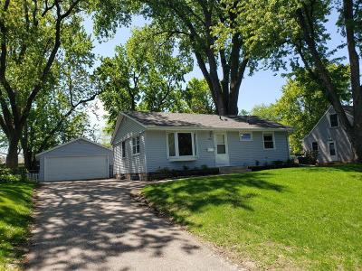 Richfield Single Family Home For Sale: 2501 W 70th Street