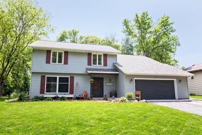 Maple Grove Single Family Home Contingent: 10363 108th Avenue N