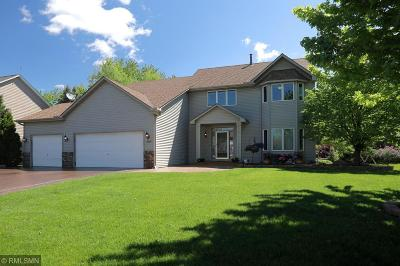 Eagan Single Family Home Contingent: 4820 Weston Hills Drive