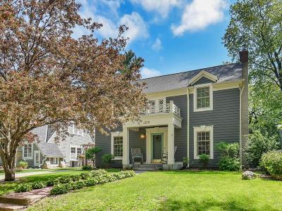 Edina Single Family Home For Sale: 4519 Arden Avenue