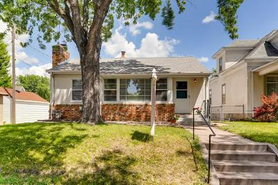 Minneapolis Single Family Home For Sale: 3711 22nd Avenue S