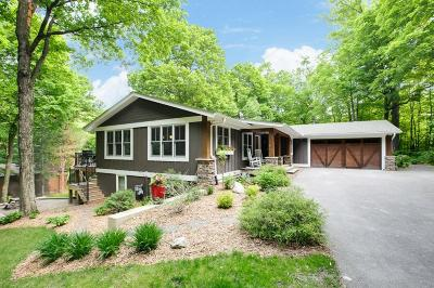 Hennepin County Single Family Home For Sale: 2152 Cottonwood Trail