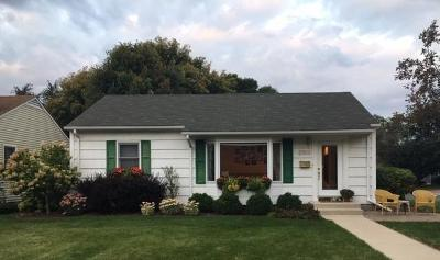Edina Single Family Home For Sale: 5900 Zenith Avenue S