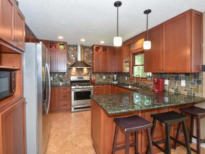 Ham Lake Single Family Home For Sale: 15065 E Vermillion Circle NE